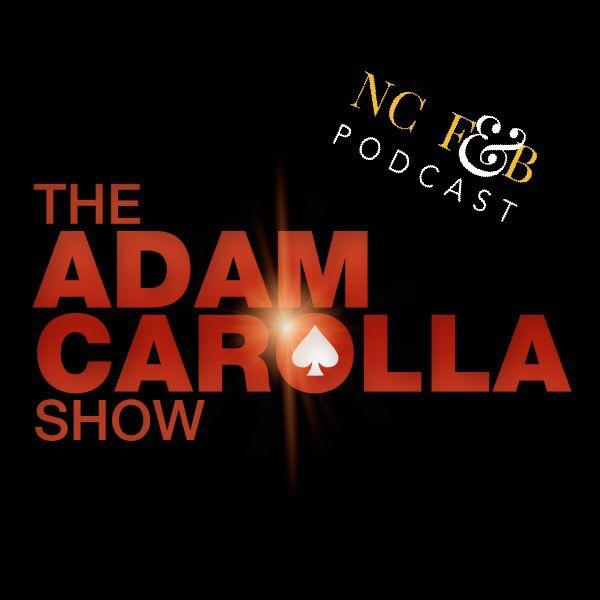 Max on the Adam Carolla Show