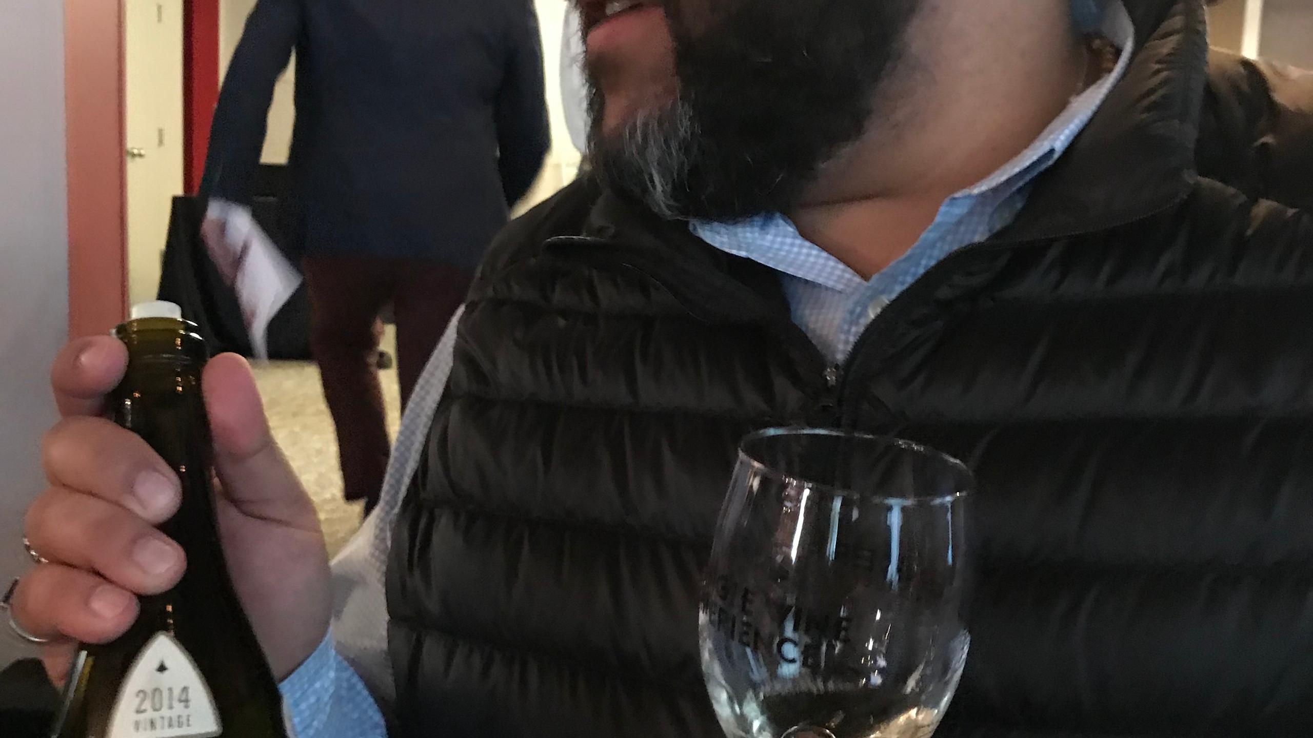 Winemaker Raj Parr