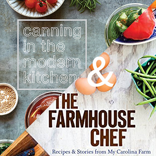 Signed Cookbook Bundle