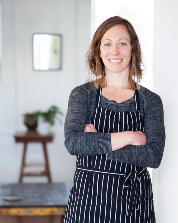 Writer, Butcher - Meredith Leigh