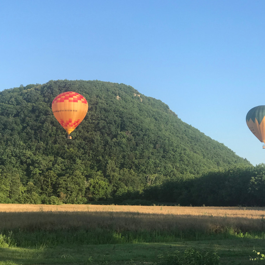 Birthplace of the Hot Air Balloon