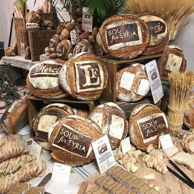 Soup For Syria La Farm Bread