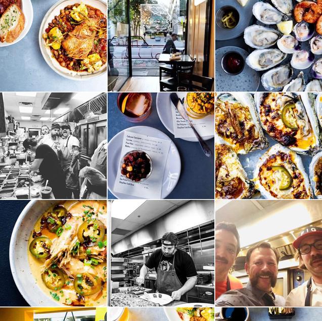 Social Media Feed - St Roch Restaurant