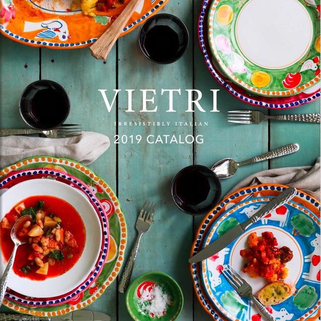 Vietri 2019 Catalog