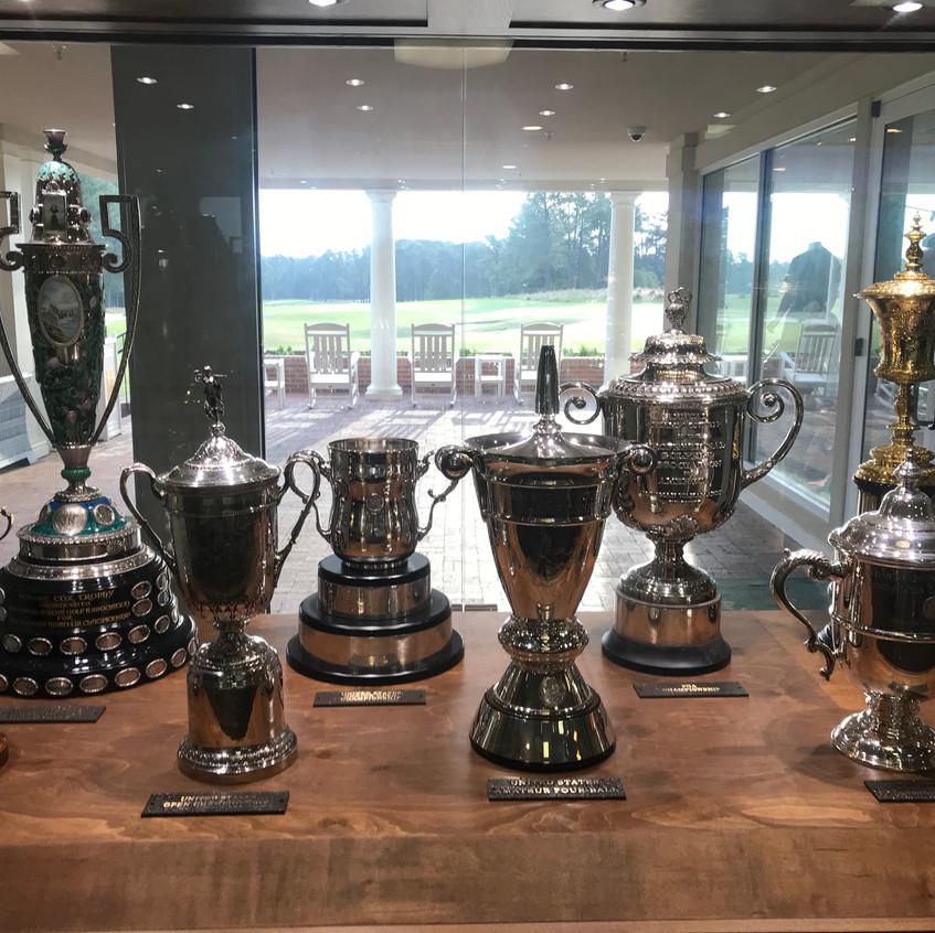 Pinehurst Trophys