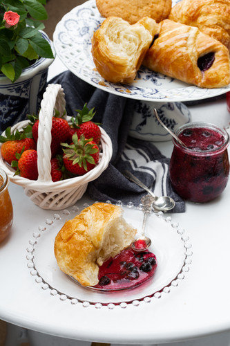 Berry Best Jams
