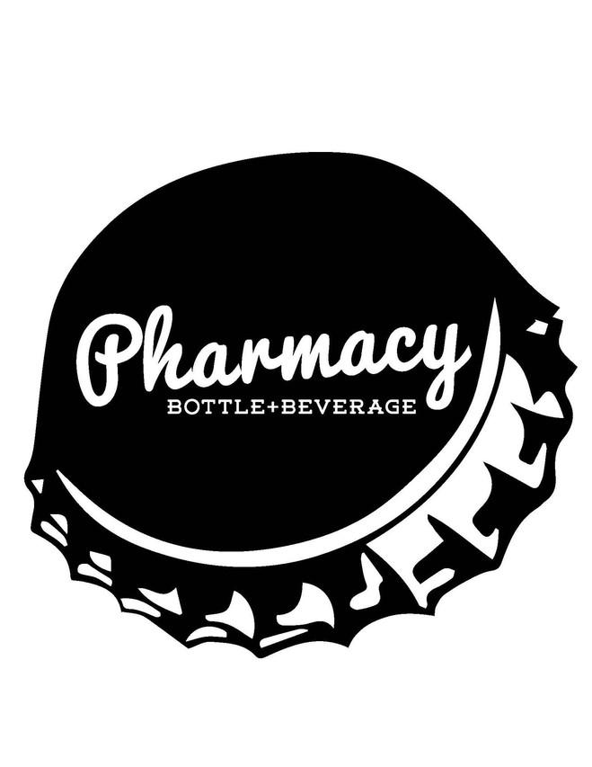 Pharmacy Bottle + Beverage