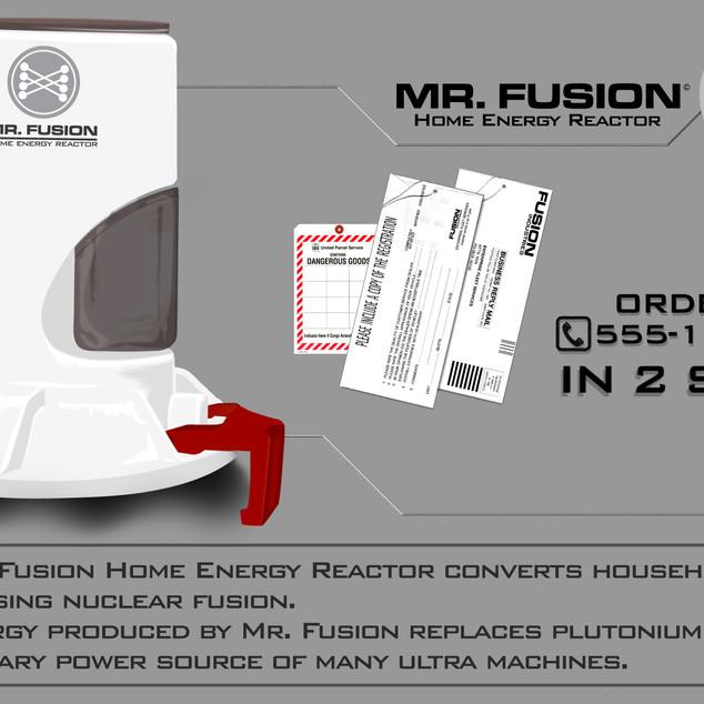 Mr Fusion!