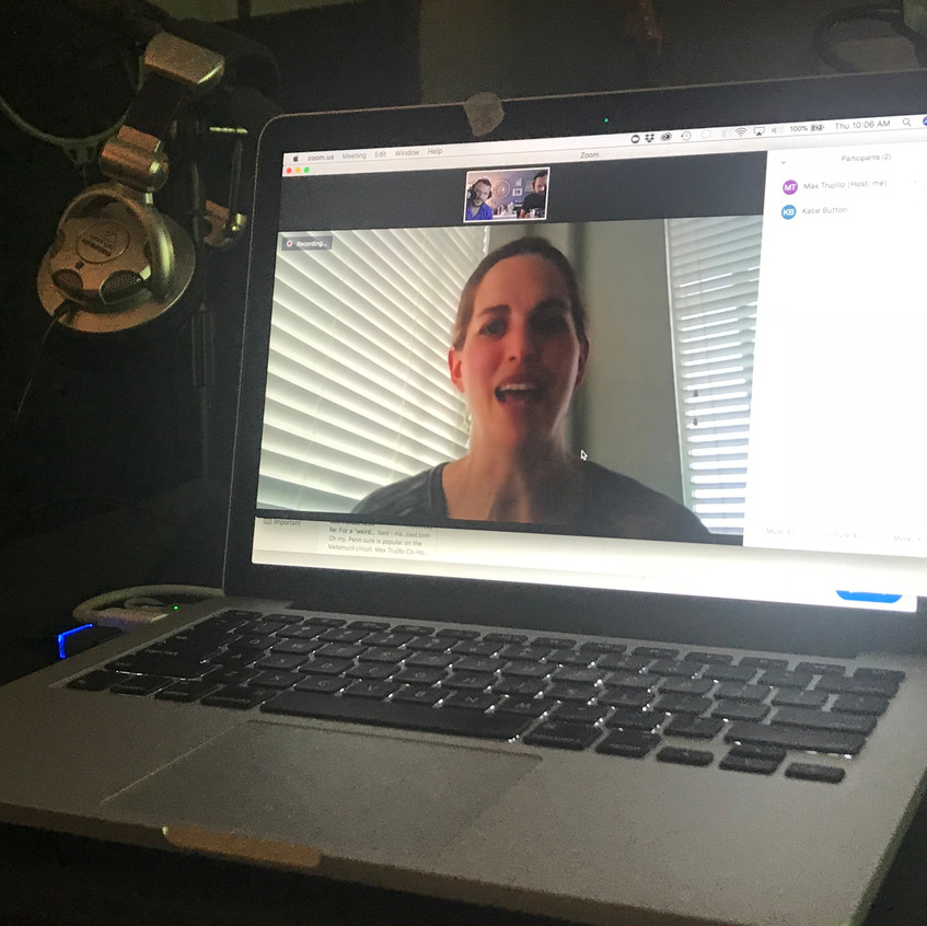 Katie Button on the NC F&B Podcast