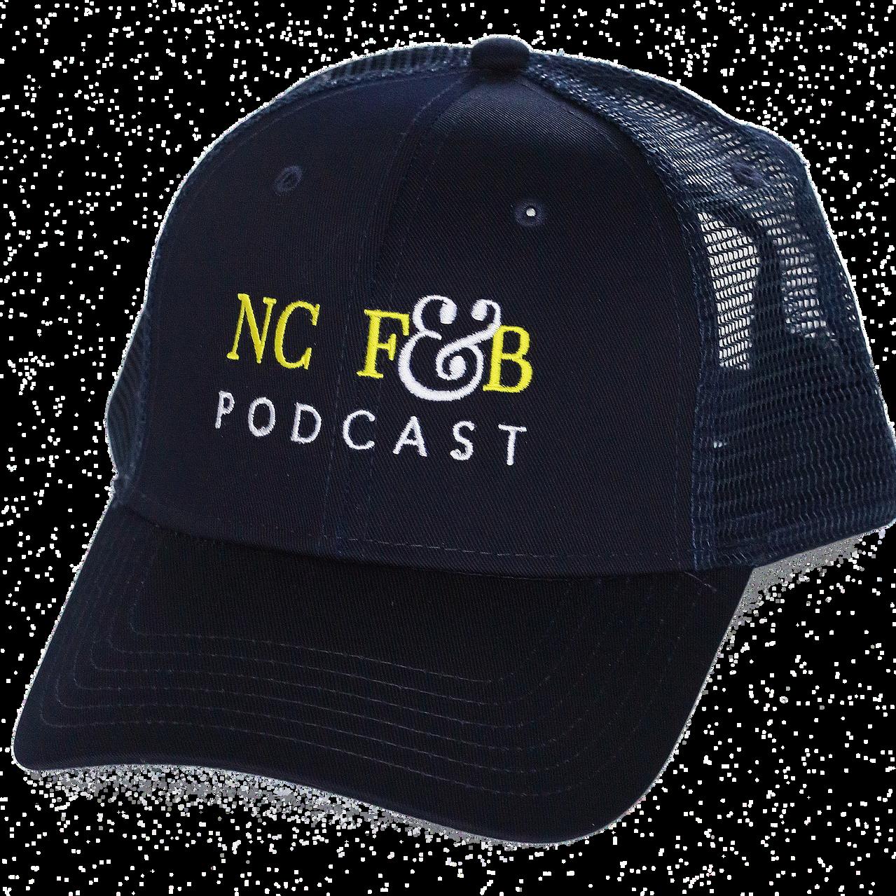 NC FB Podcast Hat