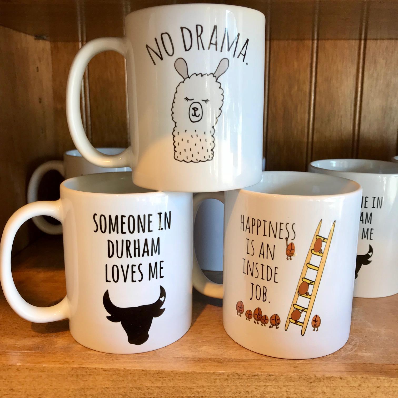 Durham Mugs