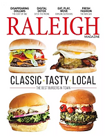 Burgers Raleigh Magazine May 2016.png