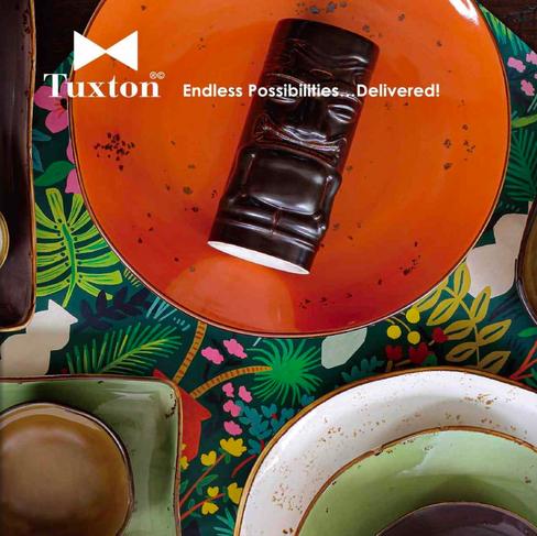 Tuxton 2020 Catalog