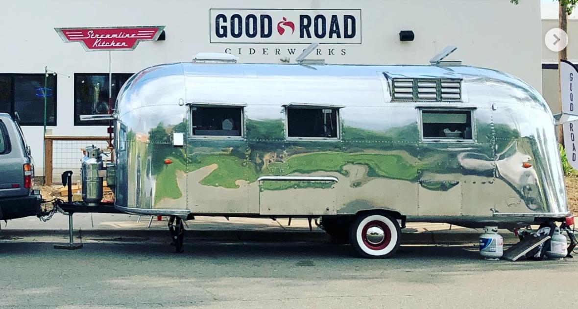 Streamline Kitchen Food Truck