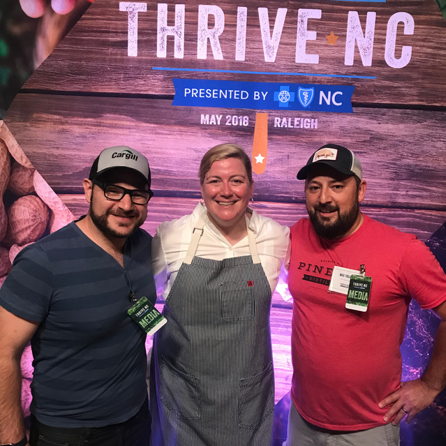 Ashley Christensen at Thrive