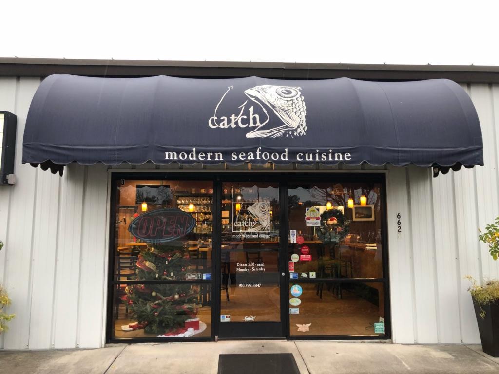 Catch Restaurant in Wilmington