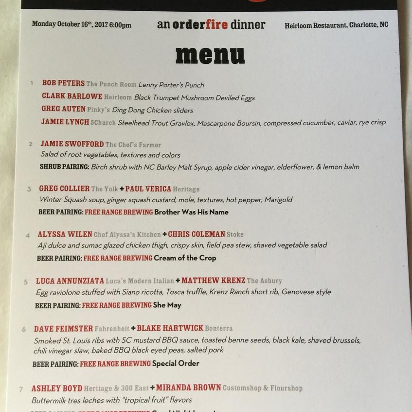 Order Together Dinner