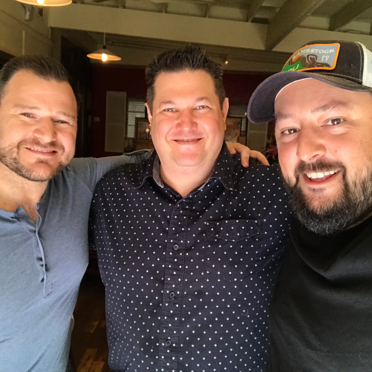 Michael Maller on the NC F&B Podcast
