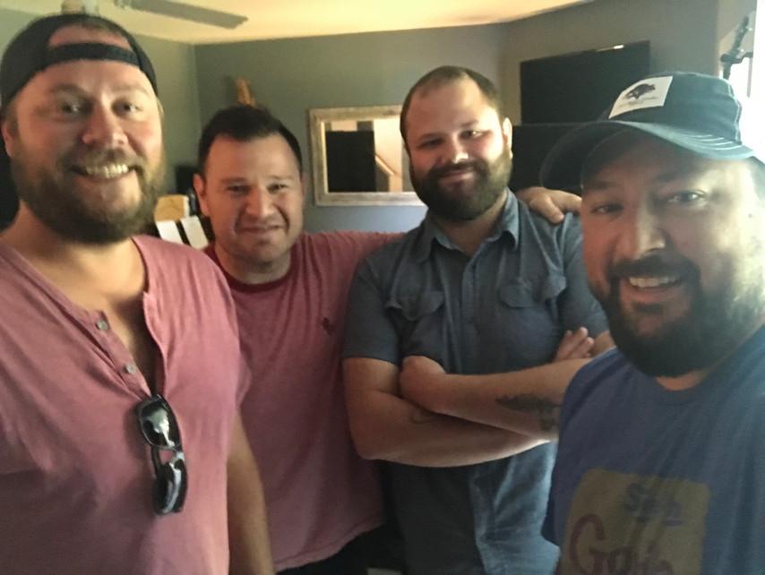 Postmaster On NC F&B Podcast