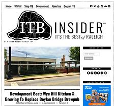 ITB Insider Wye Hill and Max Trujillo