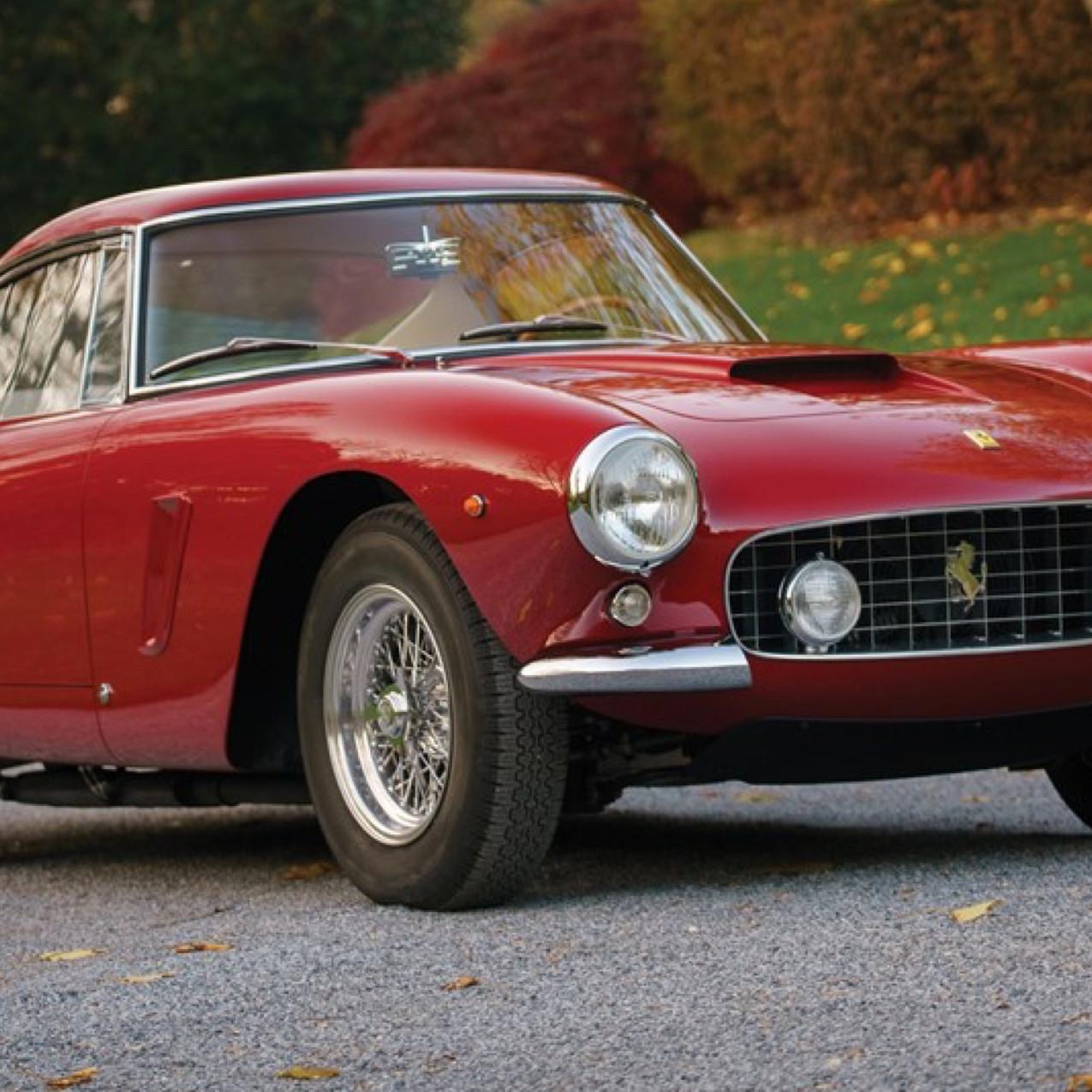 61 Ferrari Berlinetta 250
