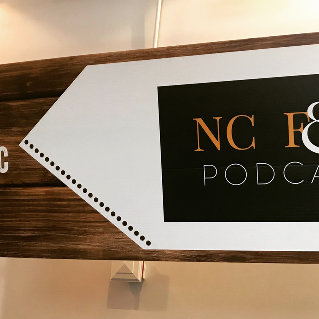 NC F&B Podcast at ThriveNC 2018