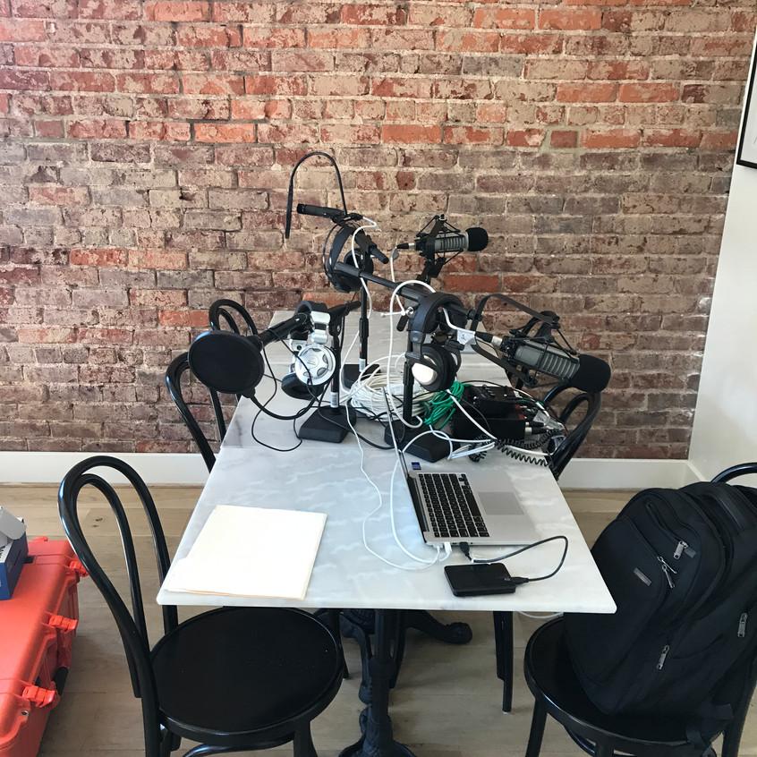 Portable Studio