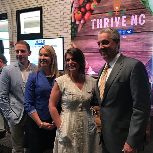 Kris Moon, Reagan Greene Pruitt, Vivian Howard, John Roos