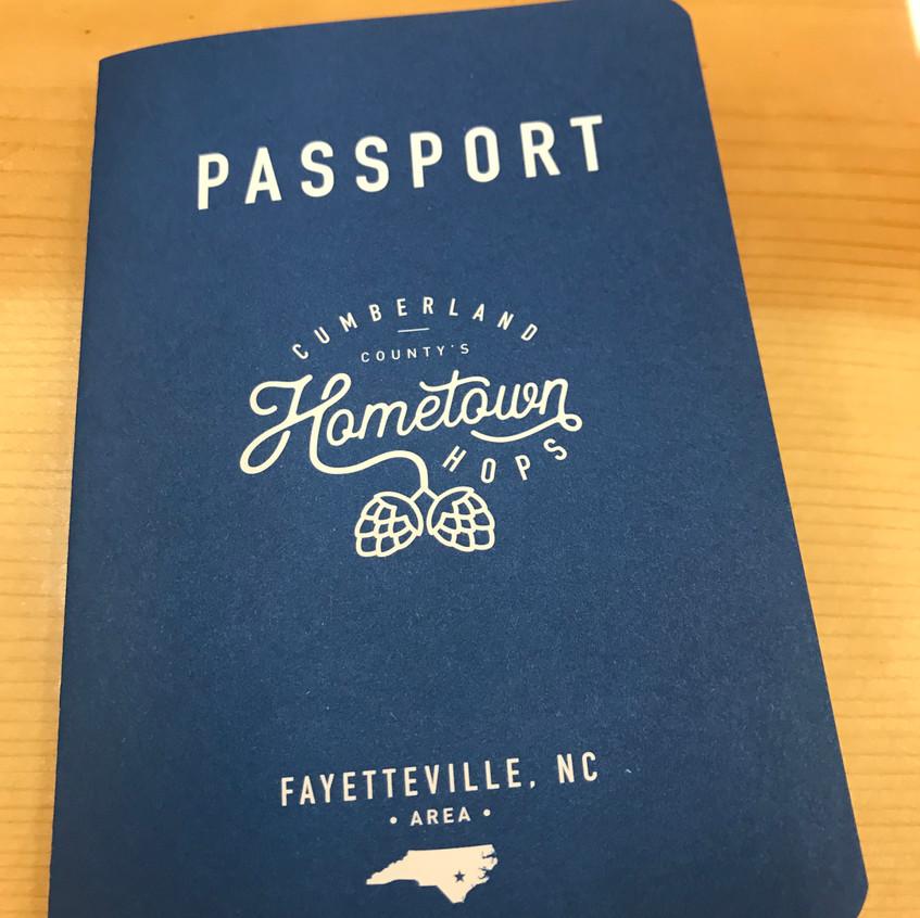 Cumberland County's Hometown Hops Passport