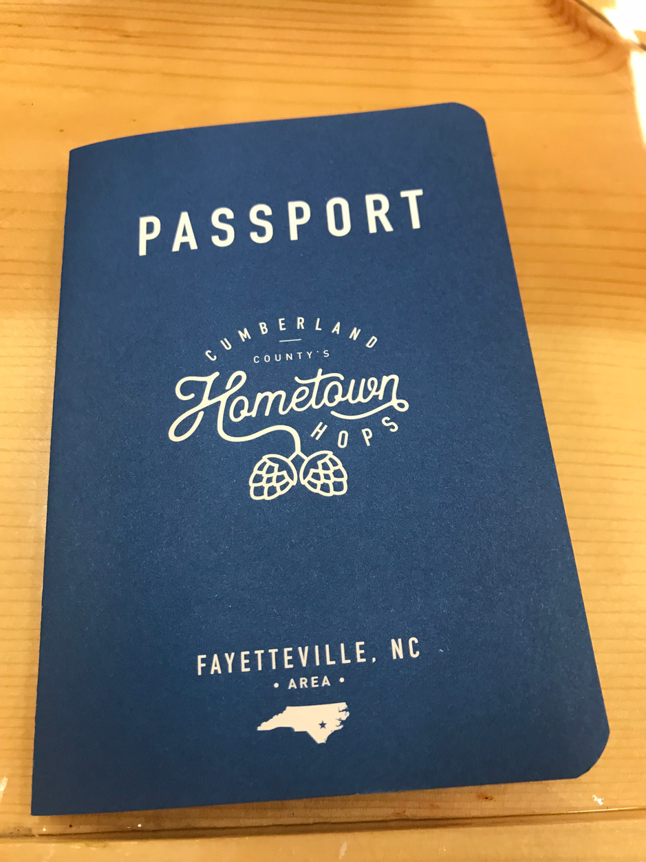 Episode 97 - Fayetteville Beer Trail