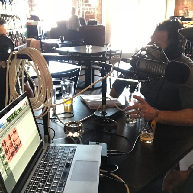 Recording in Glass Half Full