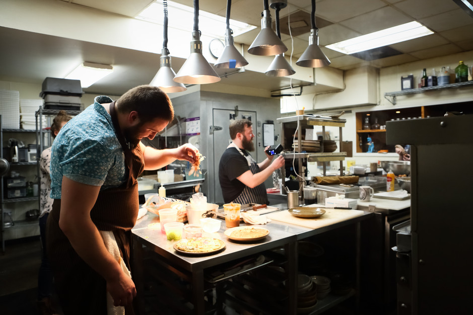 Pork & Rum: Our Inaugural Dining Event