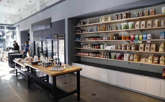 Inside Raleigh Provisions