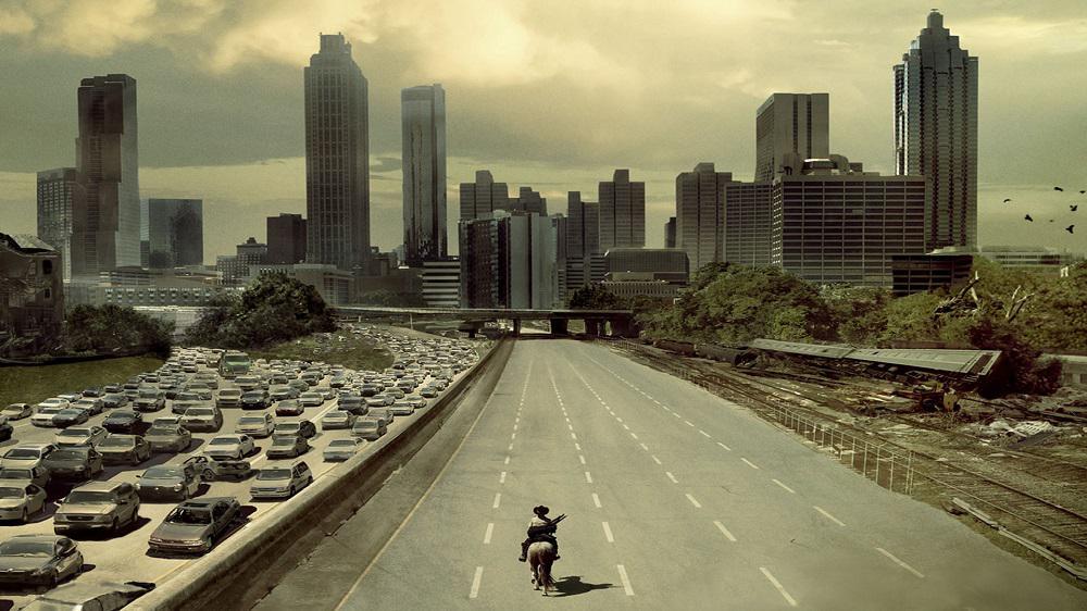 Post Apocolyptic World Photo Credit- Walking Dead