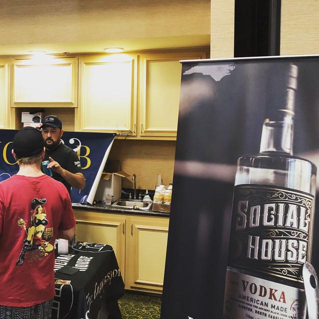 NC F&Bar with Social House