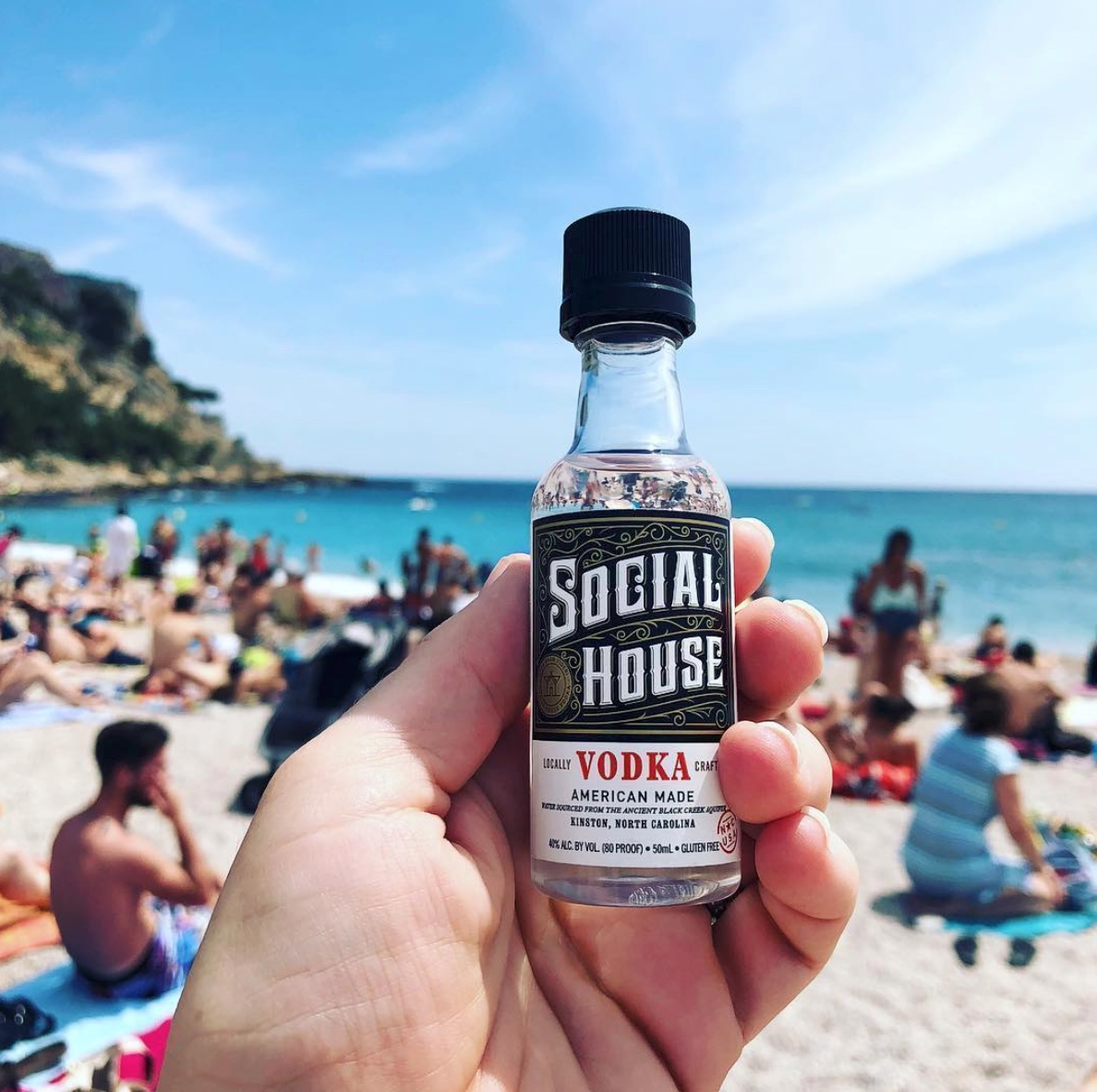 Social House in Cassis