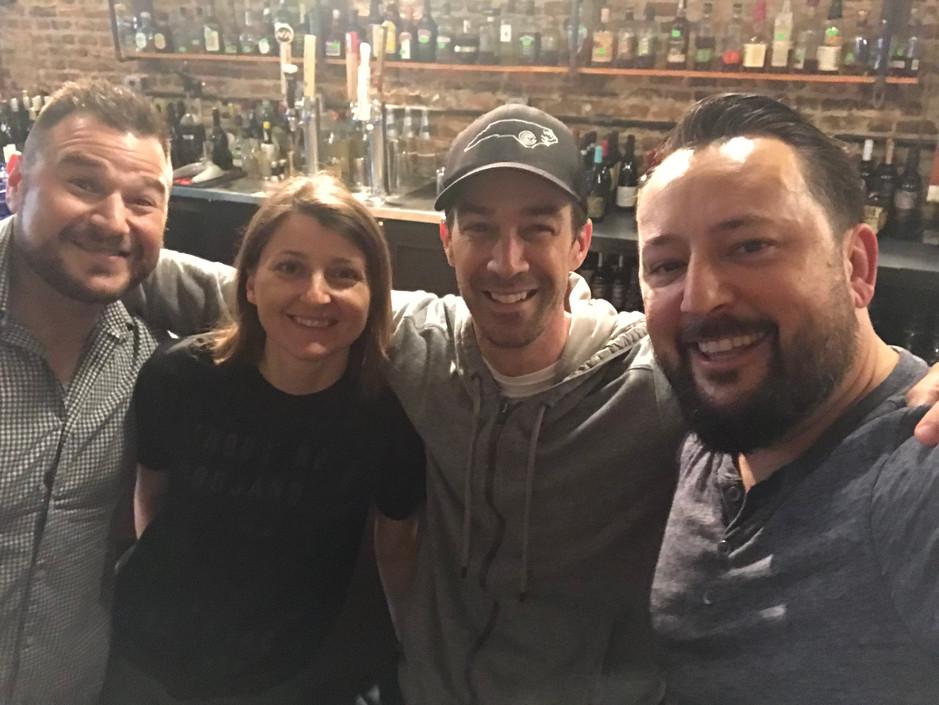 Episode 77 - Pinpoint Wilmington Chefs Dean Neff & Lydia Clopton
