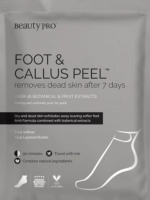Beauty Pro Foot & Callus Peel