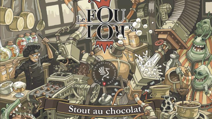 Stout au Chocolat