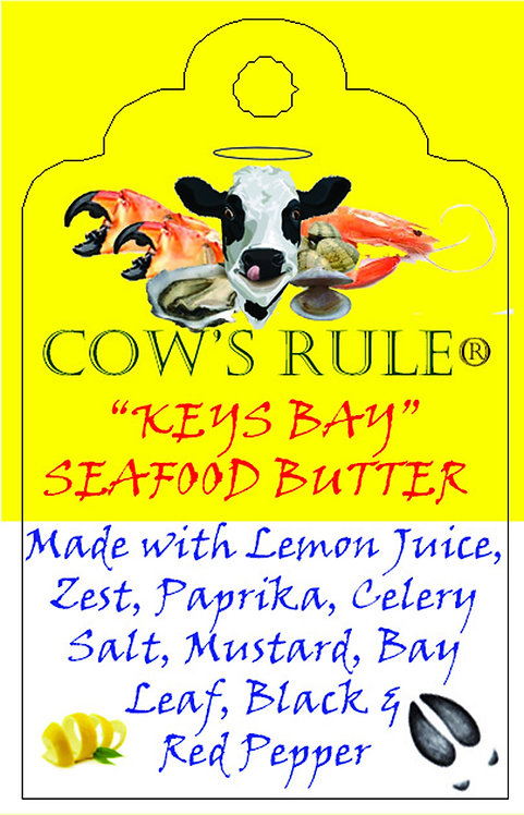 Key's Bay Butter Sauce, our Old Bay Seasoning blend ingredients
