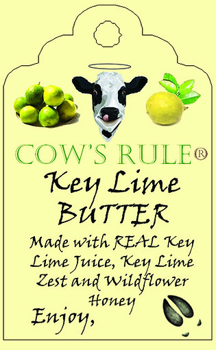 Key Lime Compound Butter