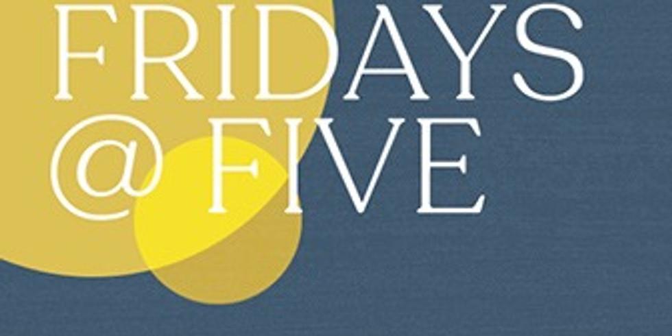 Fridays @ Five Interview w/ John Douglas Thompson