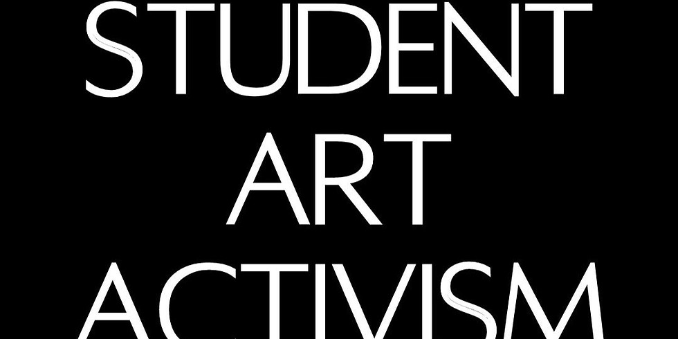 Black Student Activism Art  Panel