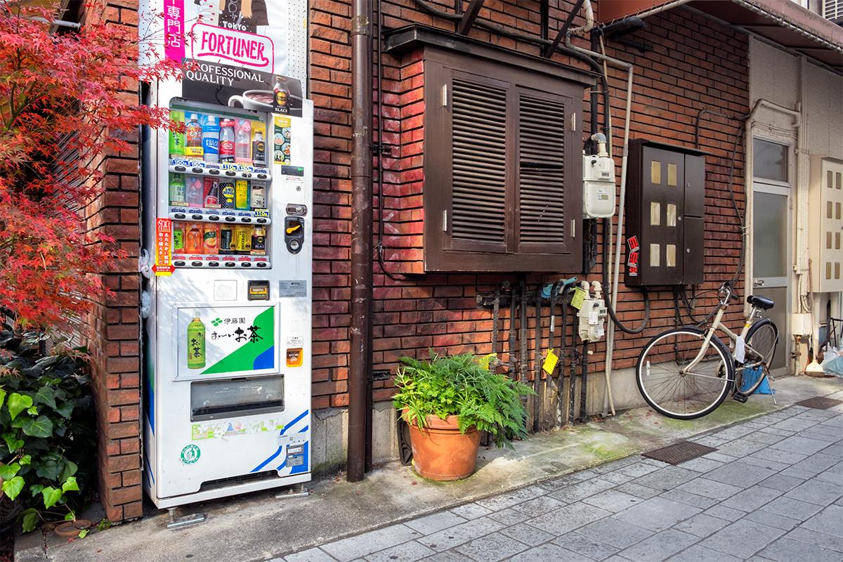 Japanese Vending Machines-20