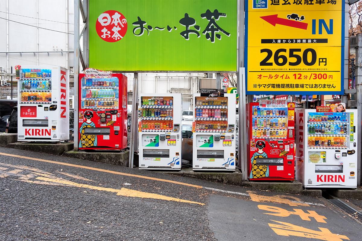 Japanese Vending Machines-17