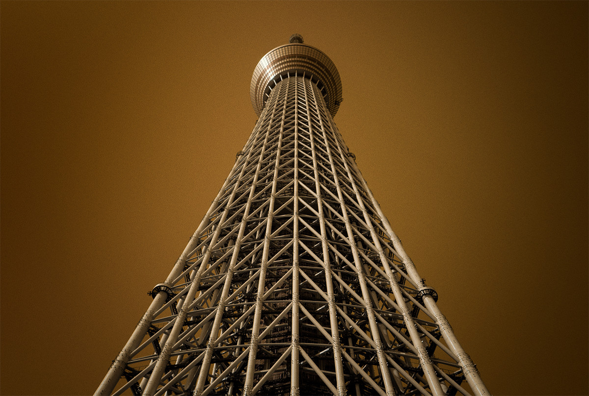 Architecture-7-Tokyo, Japan