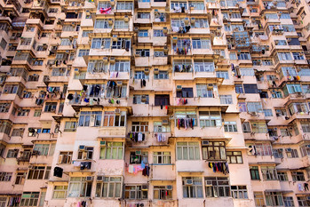 Hong Kong Brutal Compressions-5