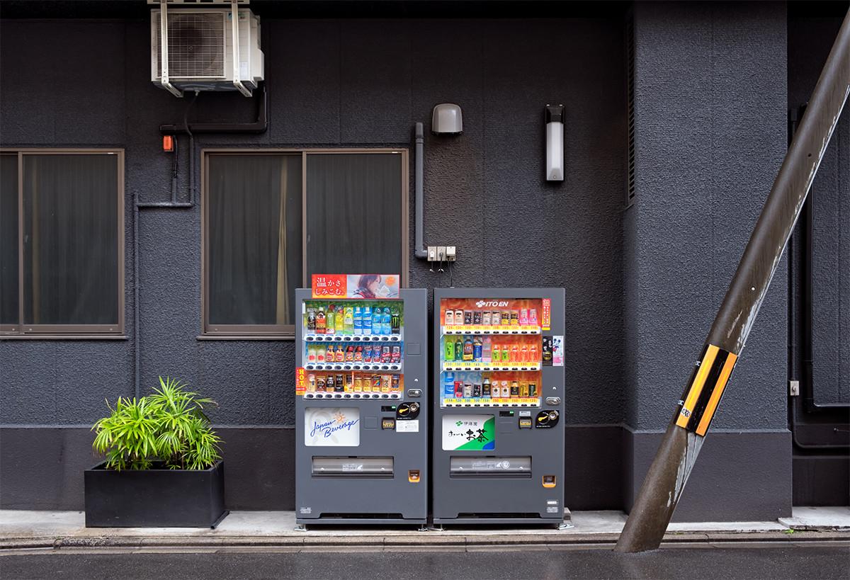 Japanese Vending Machines-1