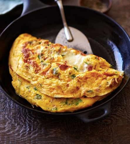 Pacheco Family Recipe: Hot Hilda Omelet