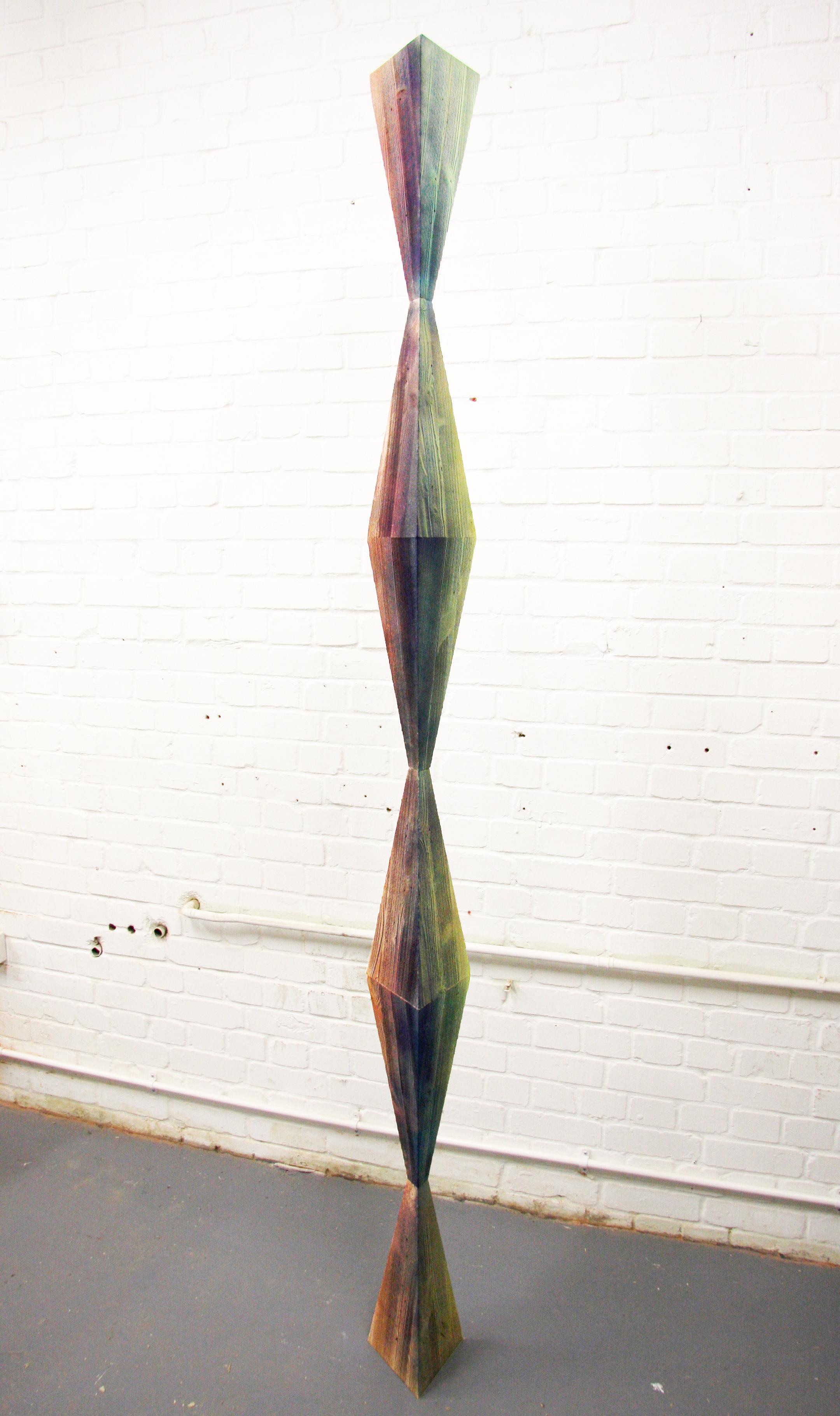 Untitled (column I), 2017